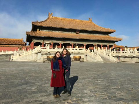 Alana in The Forbidden City