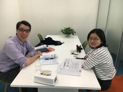 Aprenda chinês em Pequim com a LTL Escola de Mandarim
