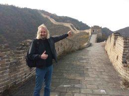 Na Grande Muralha