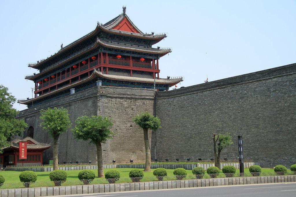 Muralhas da cidade Xi'an
