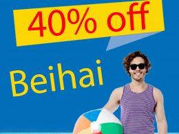 Beihai : -40%