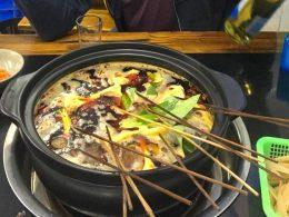 Comida em Xi'an