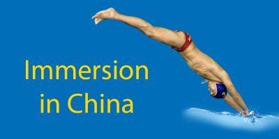 Porque deve fazer uma imersão na China?