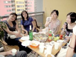 Tempo de dividir o almoço na LTL Xangai