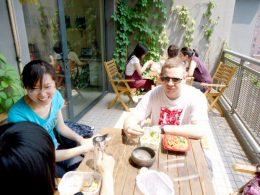 Hora de almoço na LTL