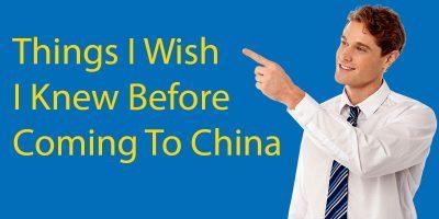 O que eu gostaria de saber antes de me mudar para a China
