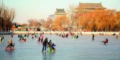 Um Inverno em Pequim cheio de diversão