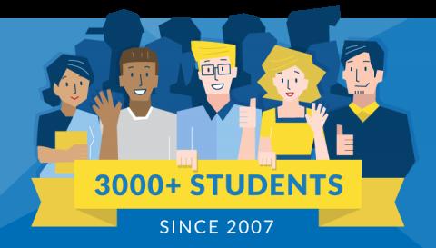 Estudantes na LTL são das mais variadas nacionalidades