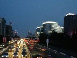 Pequim à noite - Wangjing