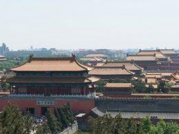 Vista de Pequim