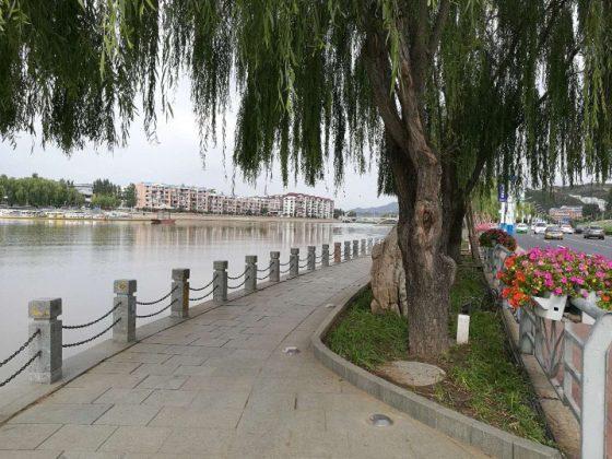 Passeando por Chengde