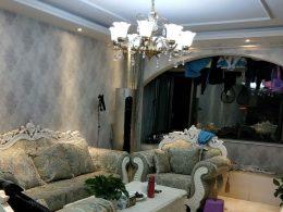 Sala da casa de acolhimento de Chengde