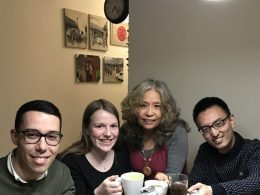 Família de acolhimento chinesa