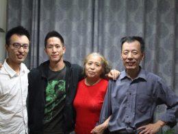 Família de Acolhimento com a LTL