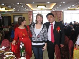 Mandarim a toda a hora em Chengde