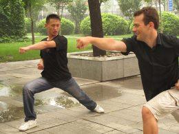 Desfrutando de imersão chinesa em Chengde