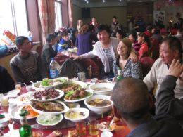 Você sempre será o único estrangeiro em Chengde!