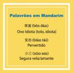 Xingamentos em chinês - Palavrões em Mandarim que você deve aprender Thumbnail
