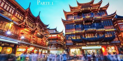 Choque Cultural na China Parte 1