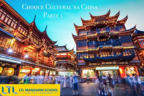 Choque Cultural na China