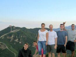 Descobrindo, explorando e aprendendo sobre a China com a LTL