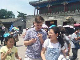 Vendo o que Chengde tem para oferecer