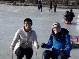 Inverno em Chengde