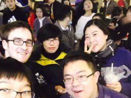Divertindo-se em Chengde