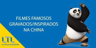 Filmes Famosos Gravados / Inspirados na China – Veja esses filmes!