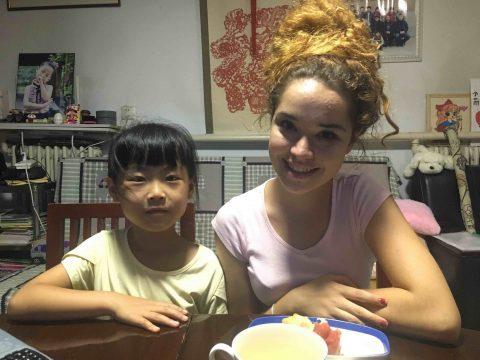 Família de acolhimento ensino médio na China