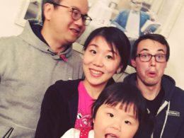 Família - Estudante criando laços em Chengde