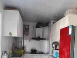 Cozinha numa casa de acolhimento em Chengde