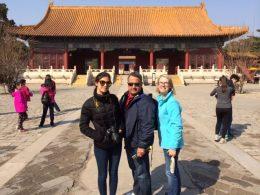 Dia de passeio em Pequim