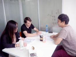 Estudando chinês na China - LTL Xangai