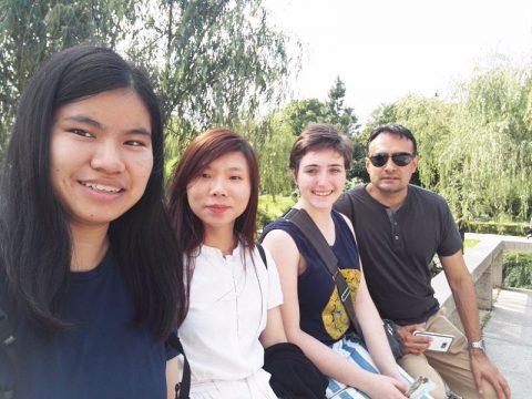 Vida social Xangai Atividades