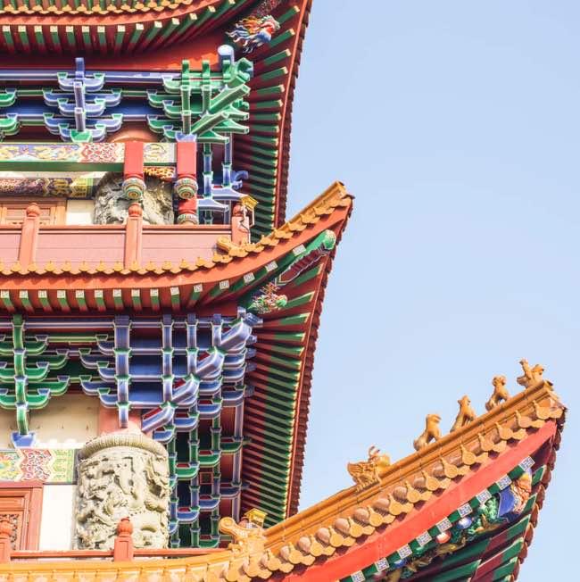 Templo Longshan - Taipei