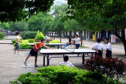 Atividades em Pequim Desporto
