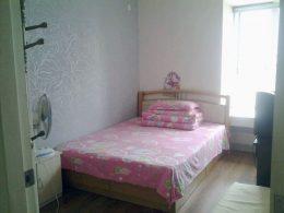 Quarto na casa de nossa Família de Acolhimento em Xangai