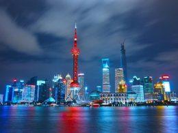 LTL Xangai