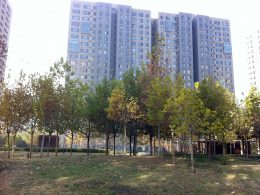 Complexo de nossos apartamentos em Pequim
