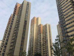 Complexo de apartamentos compartilhados