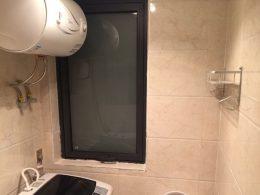Banheiros compartilhados em nossos apartamentos