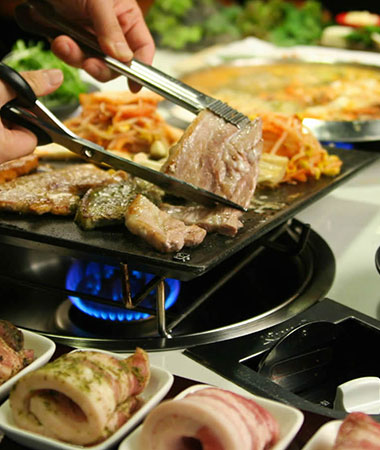 Churrasco Estilo Coreano