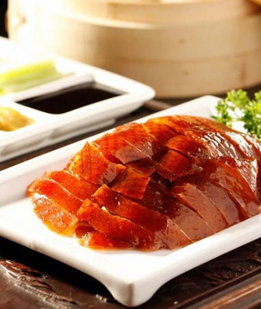 Pato assado de Pequim