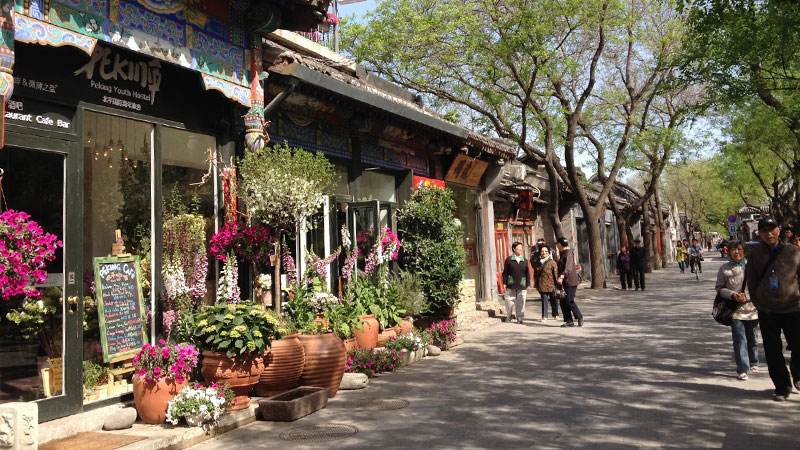 Visita aos Hutongs de Pequim