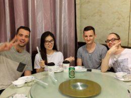 Provando a cozinha chinesa
