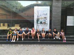 Campo de Férias em Pequim