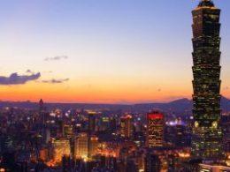 Taiwan – Um imagem de sua beleza