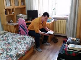 Casa de Acolhimento Ensinando Inglês na China