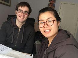Tina e um estudante LTL